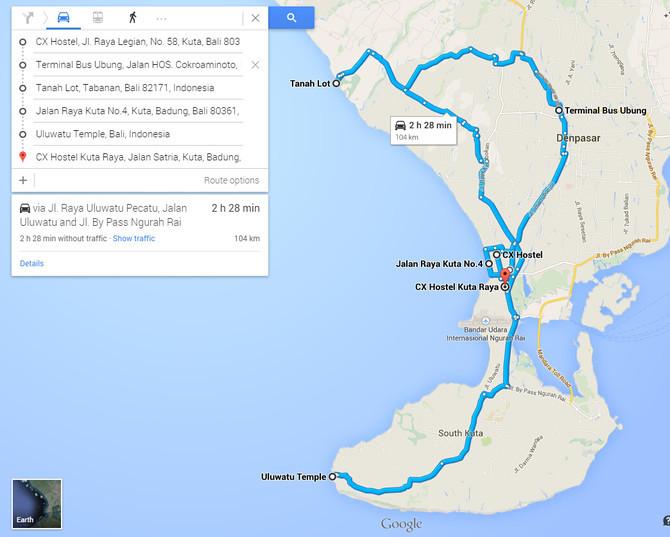游记里所有地图上行车时间的信息都是google估计的,并不可靠,因为印尼的交通状况比google以为的要糟糕得多。 从帖子最上面的行程可以看出来,我进出印尼都是从泗水surabaya。为什么这样选呢?因为订票只提前了四天,只有这样机票价格才能接受。其实最好的办法是从日惹Yogyakarta进,从巴厘岛出。不走冤枉路。 签证 现在已经不要签证费了应该。我去的时候要了我$35,签证上写的$25然后盖个章告诉你加了10刀。办签证也不要照片也不填表,就是交钱,30秒解决战斗,入境卡还是要填的。 天气 从第一年10