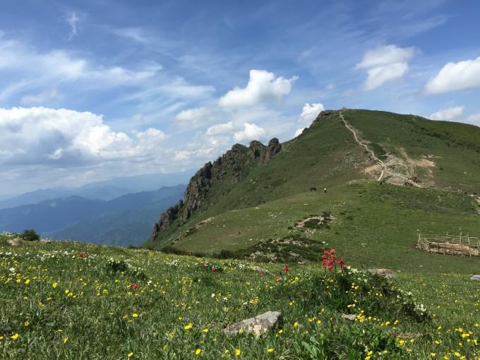 小灵山休闲旅游风景区