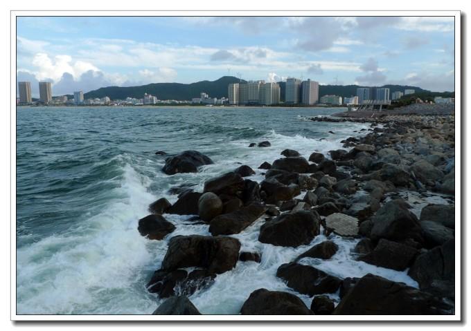 阳江海陵岛:大角湾