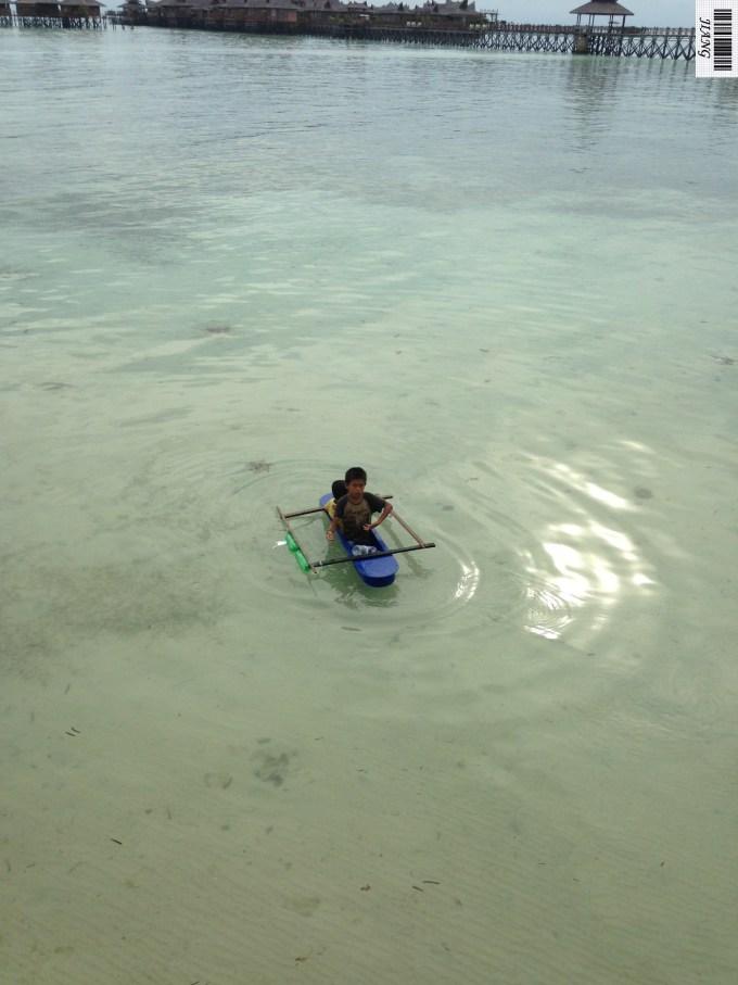 在马来西亚马布岛,聆听那天籁般的部落童谣