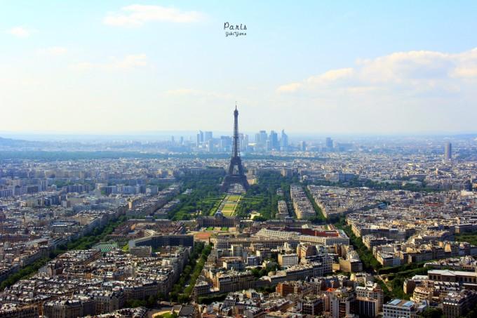 巴黎城市壁纸风景