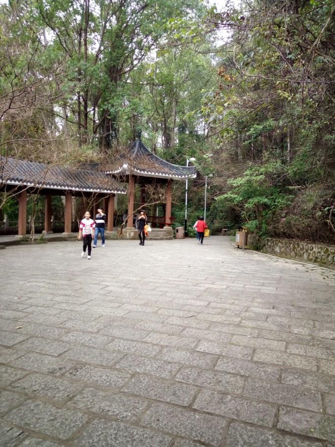 水濂山森林公园