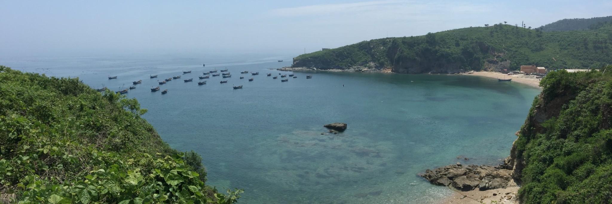 大连广鹿岛悠闲两日游,看海吃海鲜,哟西!,大连旅游