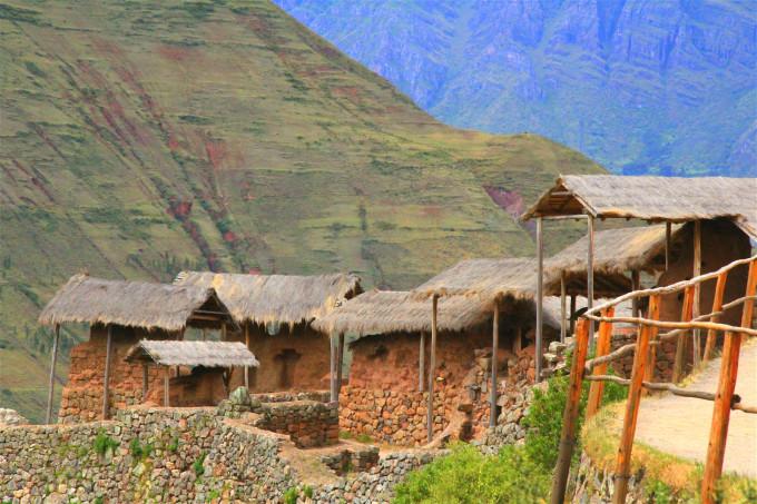 78热情南美之秘鲁利马圣谷马丘比丘热水镇利马78