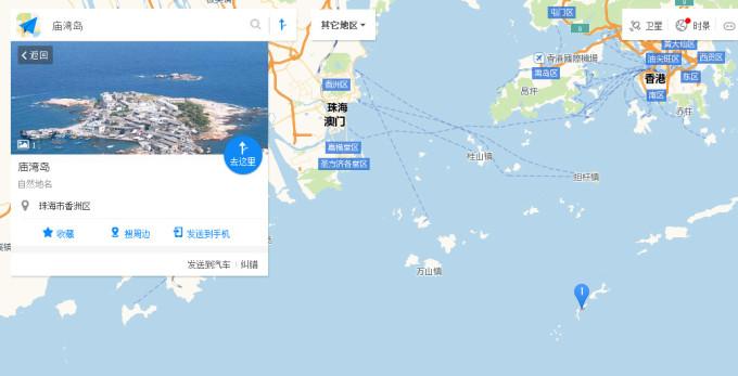 珠海庙湾岛游玩详细攻略