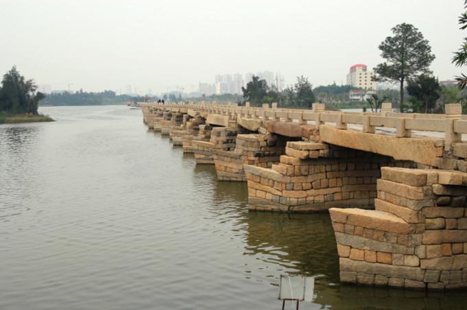 壁纸 风景 古镇 建筑 旅游 桥 摄影 680_452