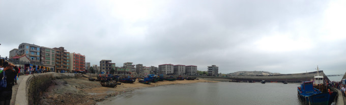平潭,我又来了之塘屿岛,将军山,大福湾二日游